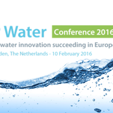 ICT4Water at EIP water conference